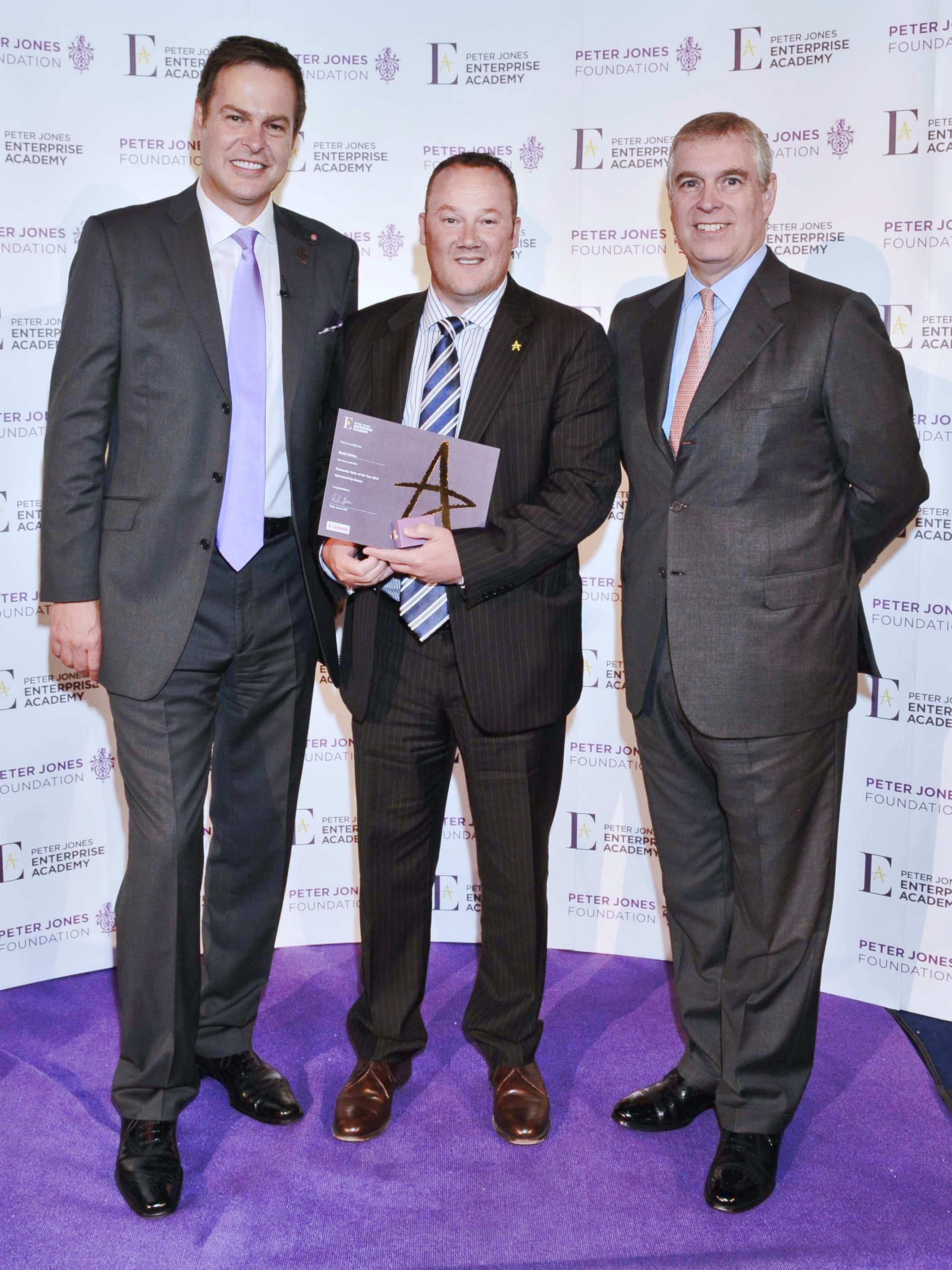 Enterprise Tutor of the year