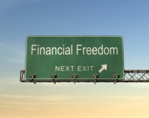 http://thefinancialfairytales.com Financial Freedom image