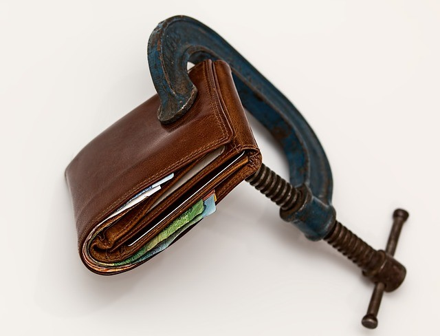 Is debt putting a squeeze on your money image