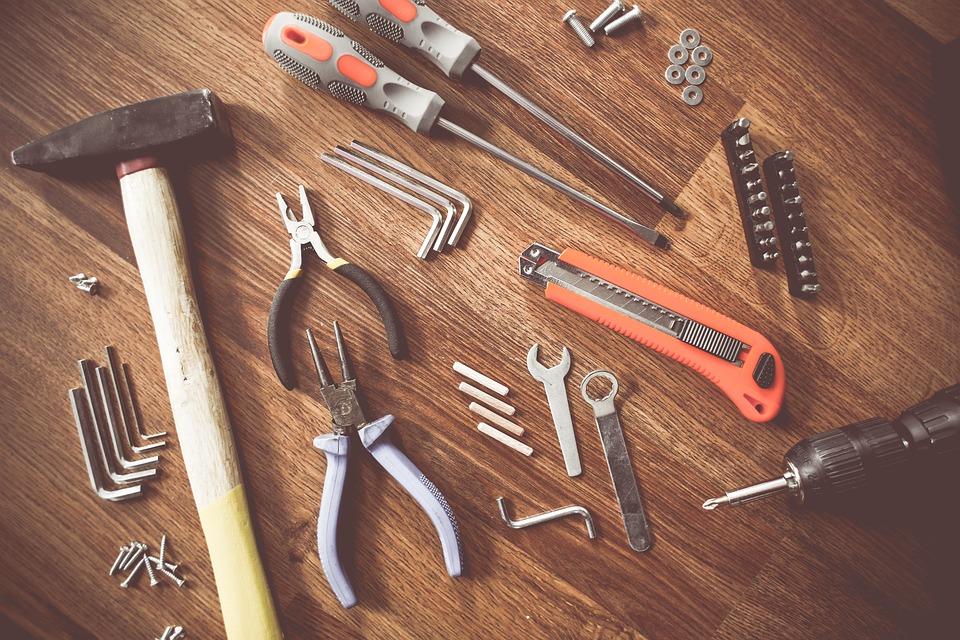 financial emergencies - set of tools image