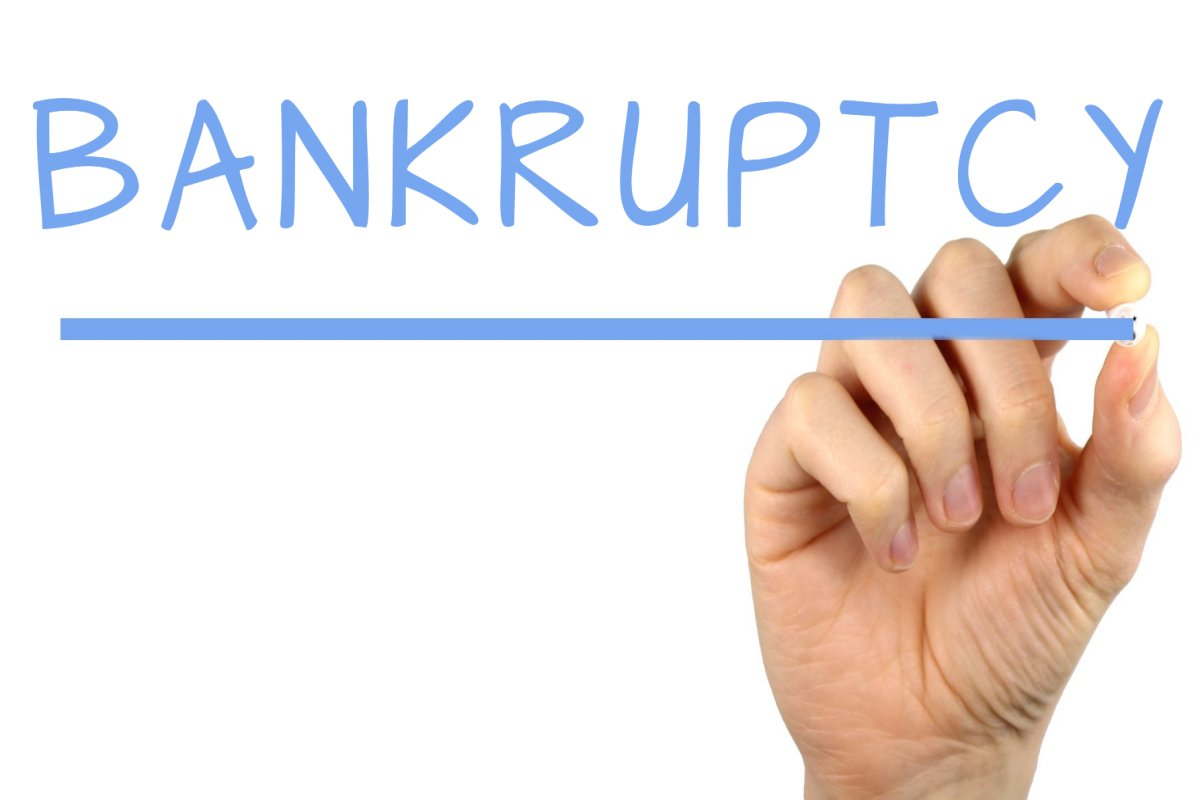 Bounce Back: How To Recover After A Financial Setback - bankruptcy image