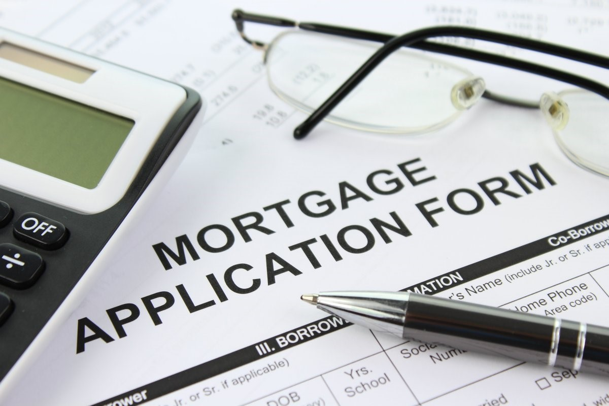 Frequently Asked Questions: Home Buying - mortgage application image