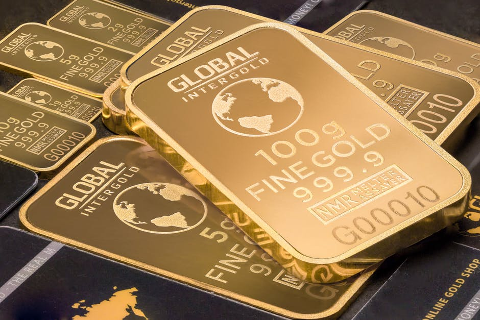 Interested in Investing? These Are Smart Places To Put Your Money - gold ingot image