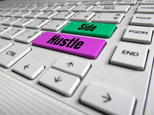 College Is The First Step To Fantastic Finances, What Comes Next? - side hustle image