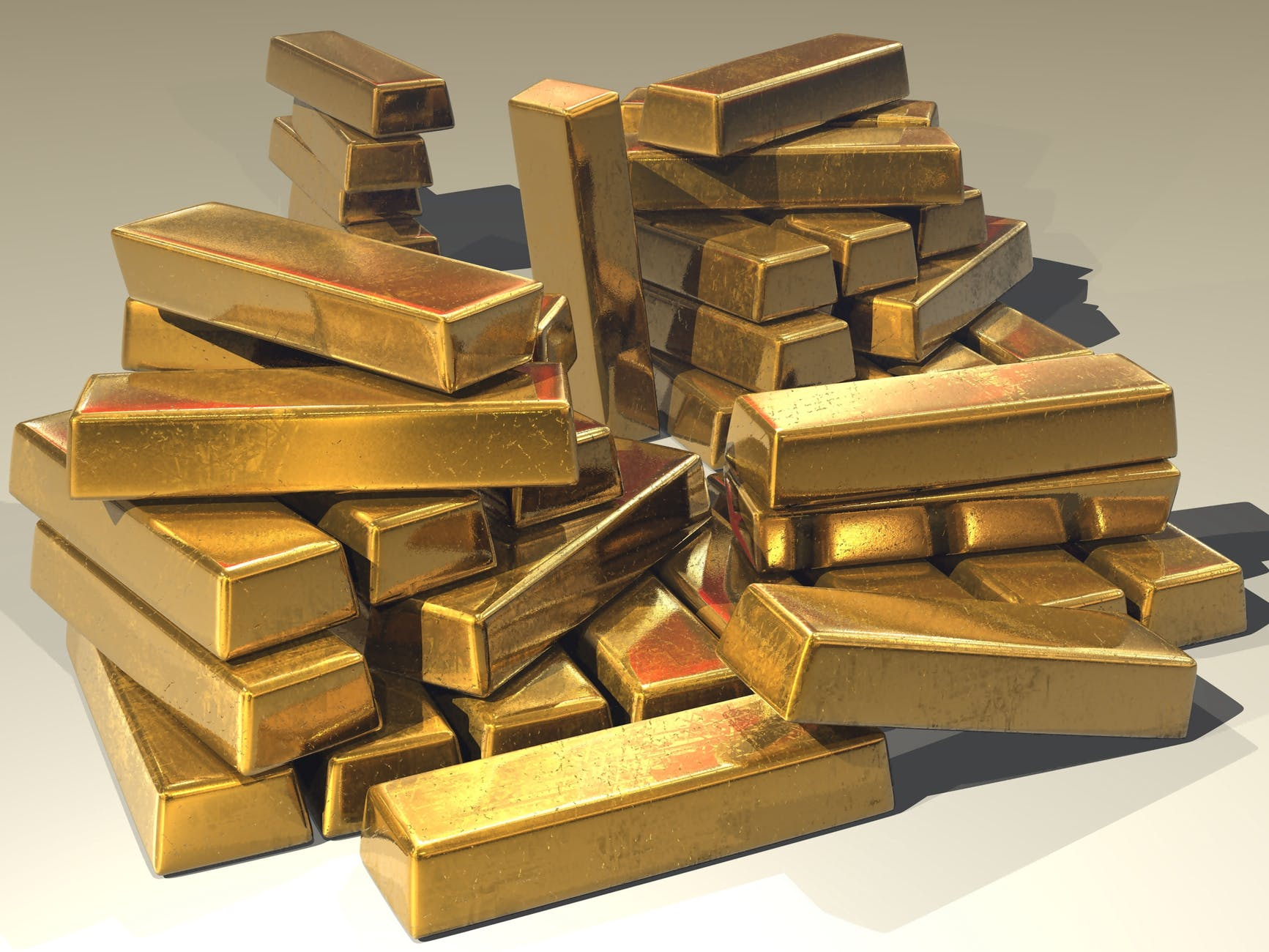 Leave Your Kids Finance They Can Fall Back On - gold bars image