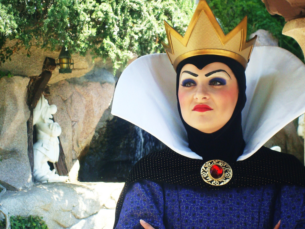 Defeating The Villains Of The Financial Business Fairy Tale - Disney's Evil Queen image