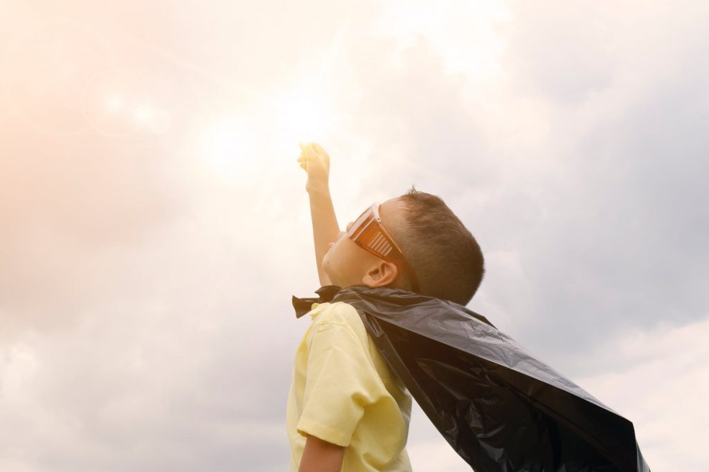 What Type of Job Should You Encourage Your Child to Pursue? - kid dream image
