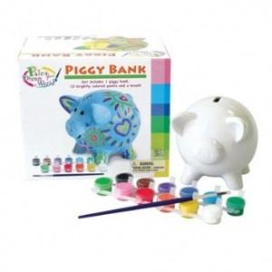 paint piggy