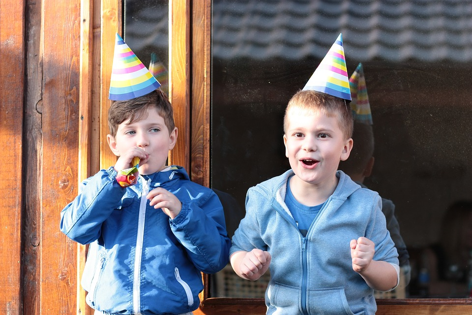 image of party kids