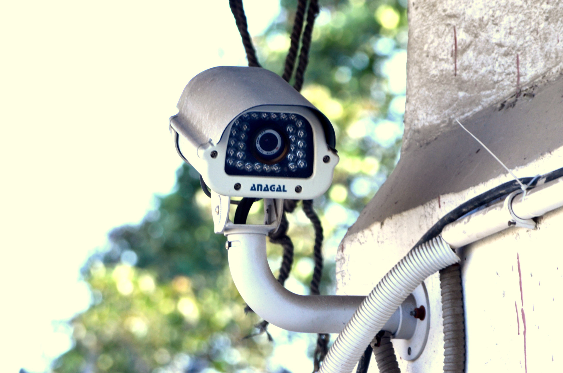 home security - camera image