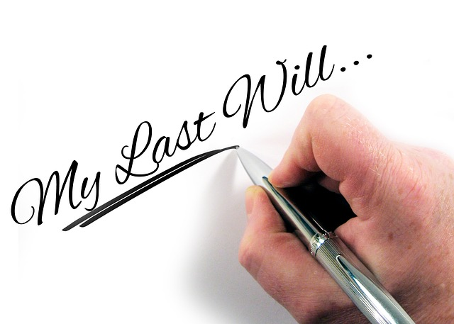 Parent to make a will image