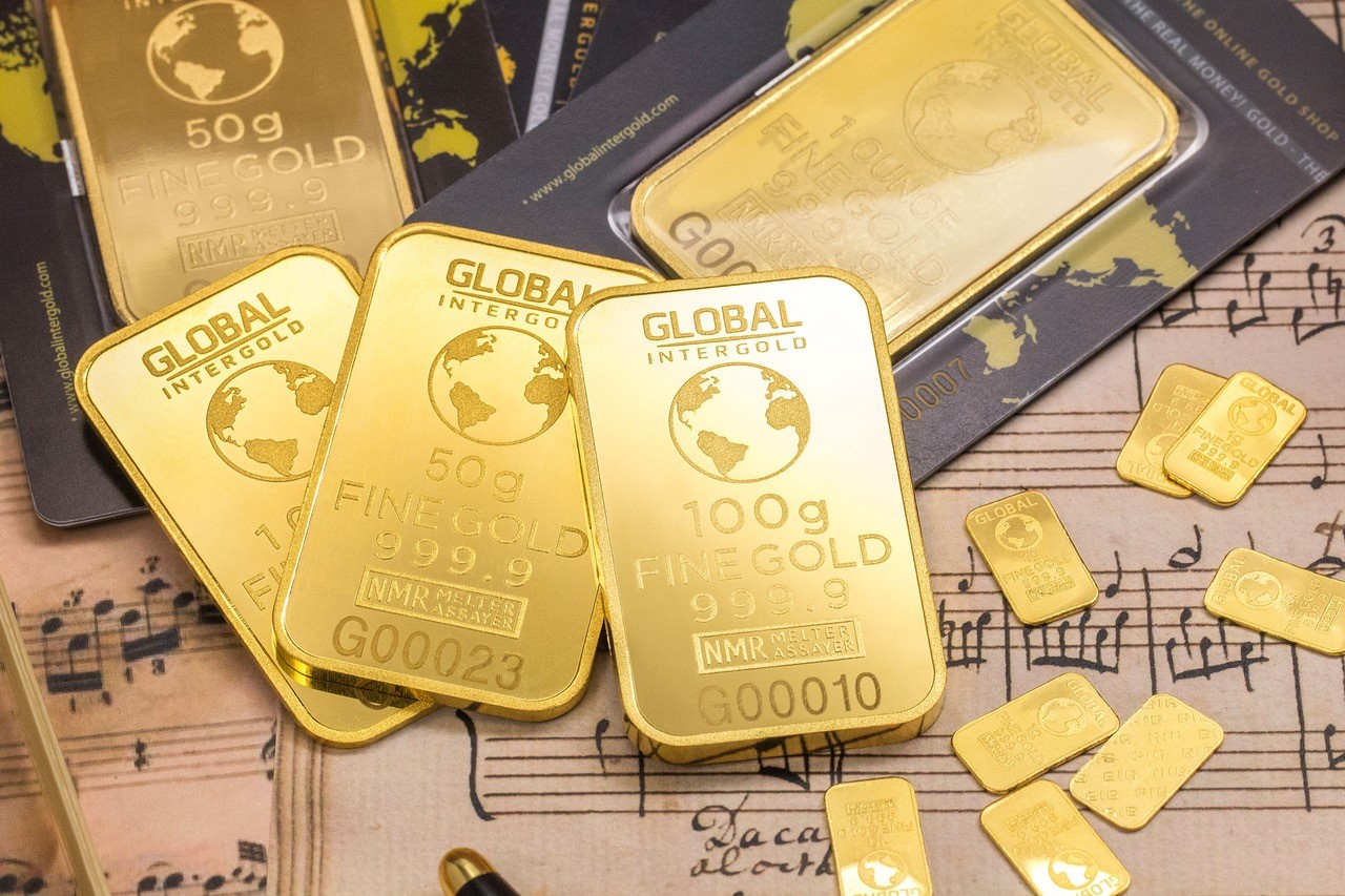 the modern investments - gold image
