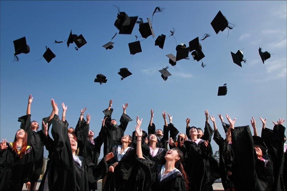 Educate Yourself On The Impacts Of A Student Loan - graduation image