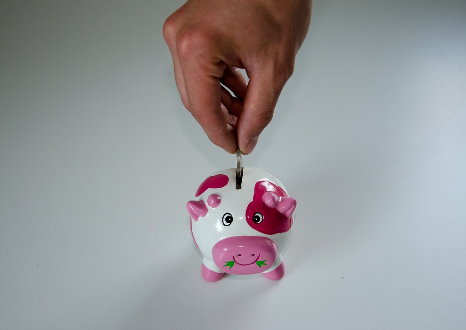 3 Simple Steps To Help Students Save Money - piggy bank image