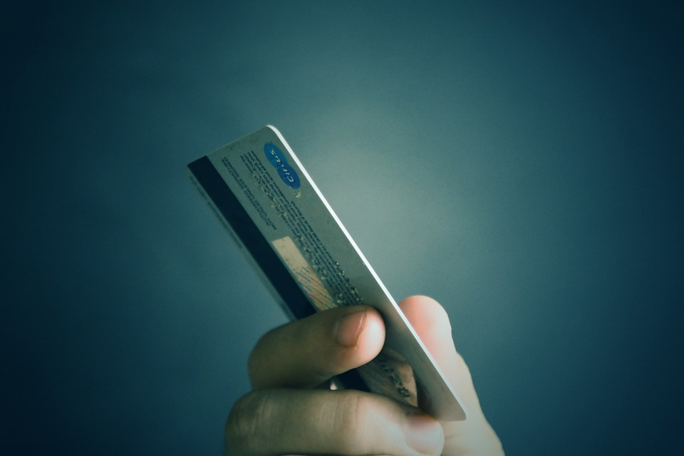 Getting Over Credit, Debt, And Other Horror Stories - credit card image