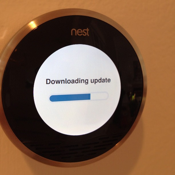 Rules To Follow When Living On Your Own For The First Time - nest home tech image