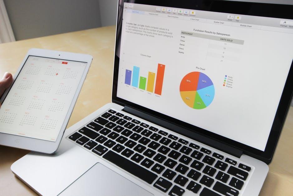 family business finance - computer finances image