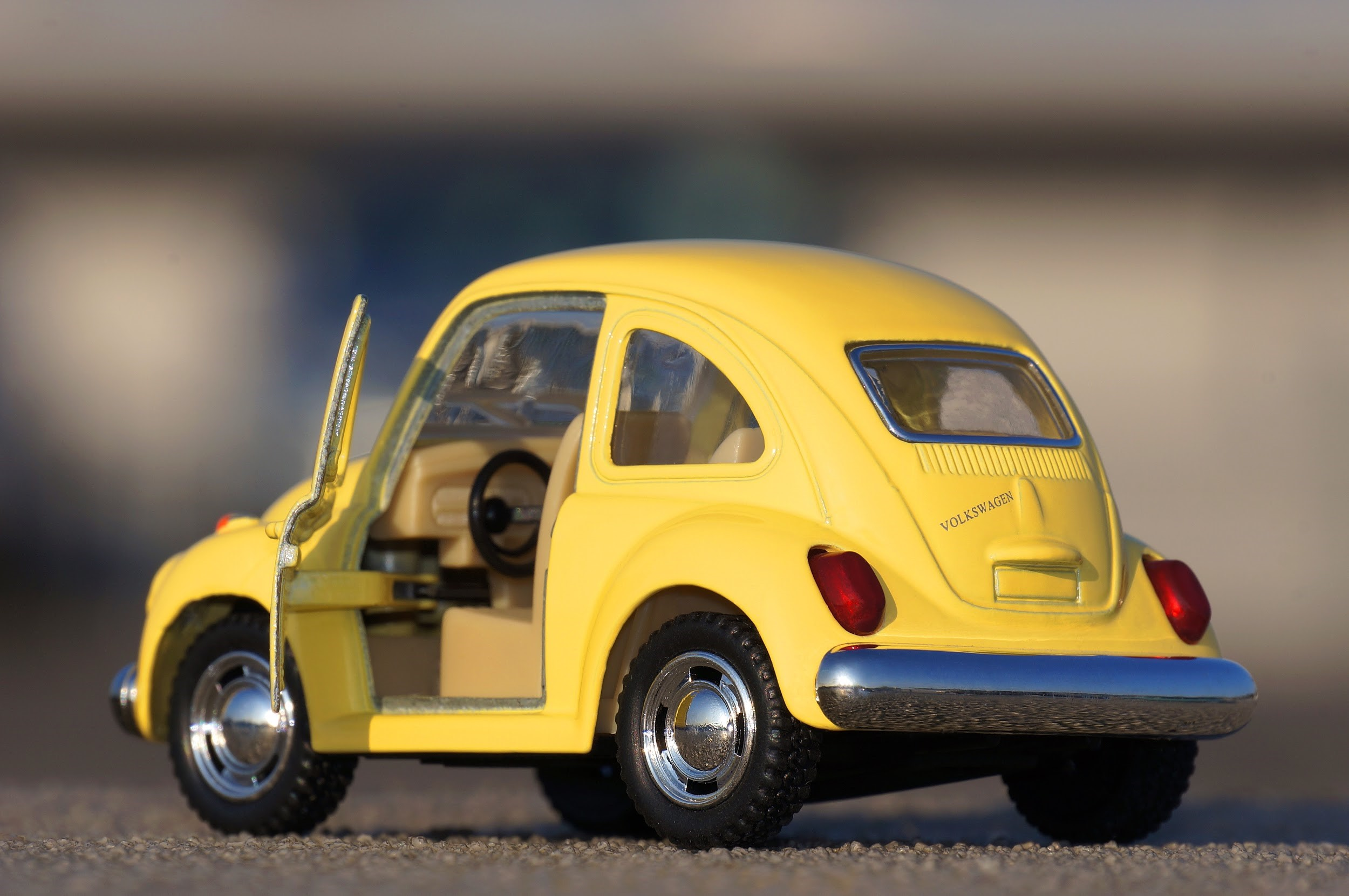 Teaching Your Kids About Car Finance - toy car image