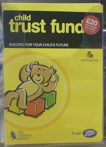 Investing in Your Children's Future - children's trust fund image