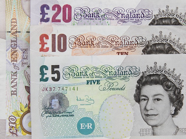 Dealing With Financial Problems - UK bank notes image