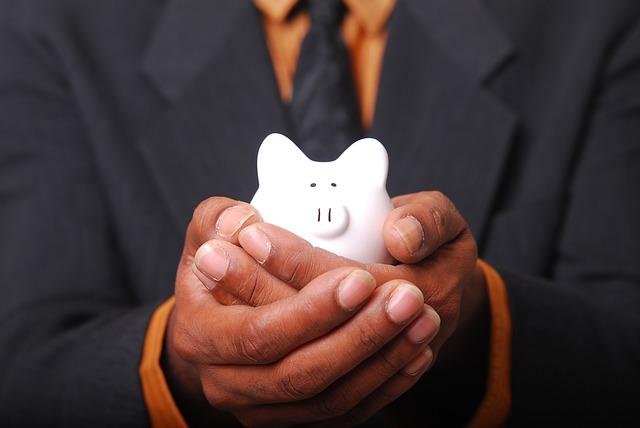 You're Spending Wrong! - piggy bank image