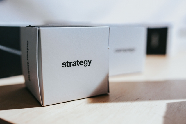 Back On Track: Reaching Your Financial Goals ASAP - strategy box image