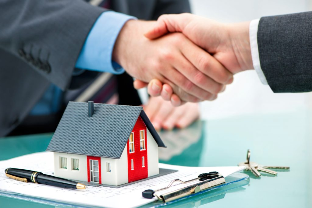 Planning Well: How to Become a Successful Real Estate Agent - property sale image